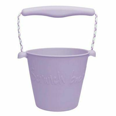 Scrunch Bucket Dusty Light Purple