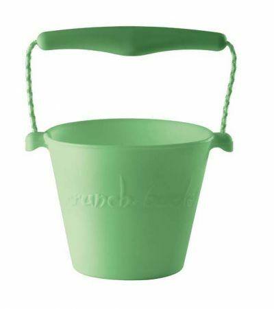 Scrunch Bucket Pastel Green