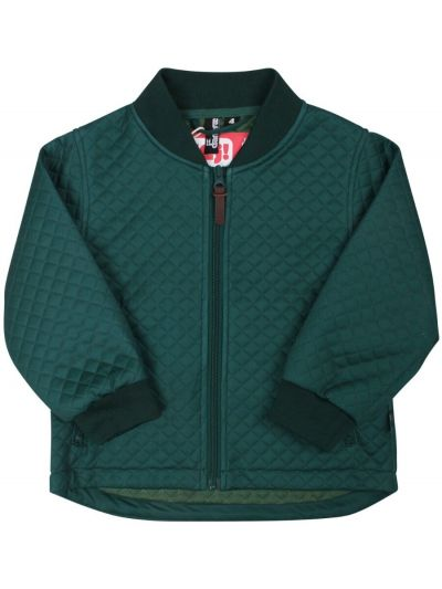 Hans Thermo Jacket Bottle Green