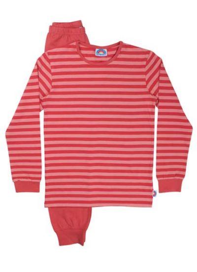 BIFROST - Slumber Nightwear Kelim red/Warm glow