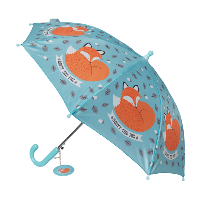 RL Umbrella Rusty the fox