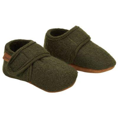 Enfant Baby Wool Slippers Rosin