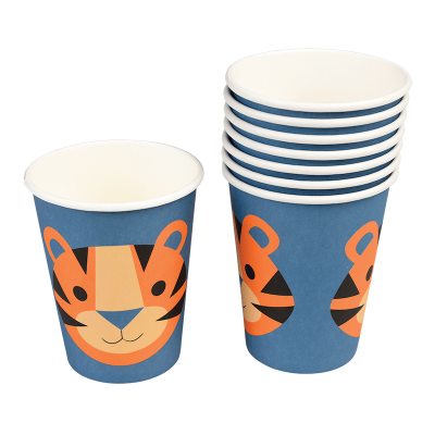 RL Paper Cups Ziggy the tiger