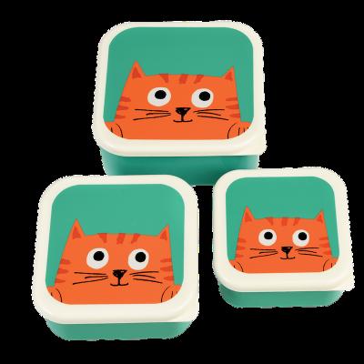RL Snack Box-Set of 3 Chester Cat
