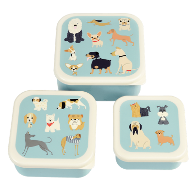 RL Snack Box-Set of 3 Best in show