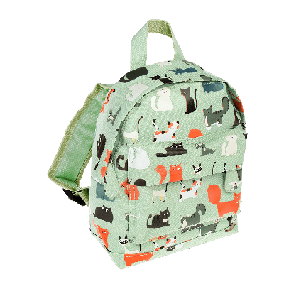 RL Mini Backpack Nine Lives