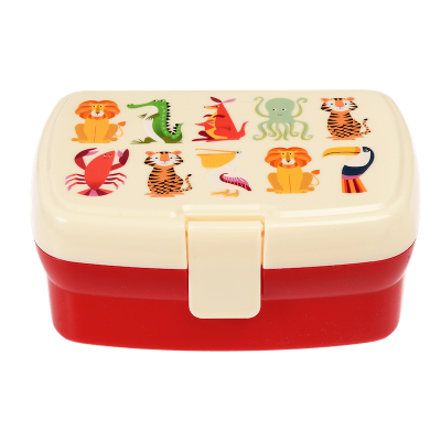 RL Lunch Box Colorful Creatures