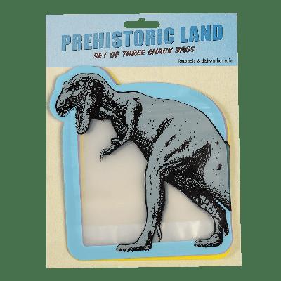 RL Snack Bags Prehistoric Land
