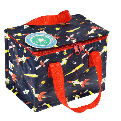 RL Lunch Bag Space Age