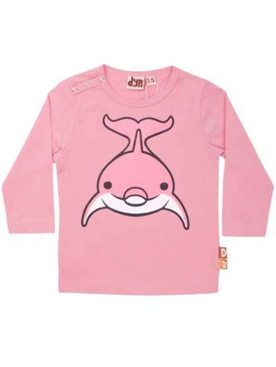 Critter Baby T Oh Dear Pink DELFIN