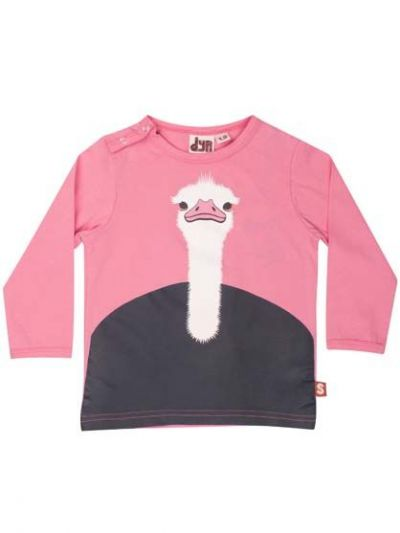 Critter Baby T Candy Pink STRUDS