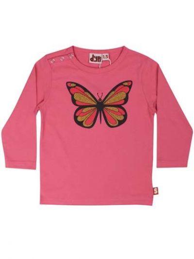 Critter Baby T Winter Pink SOMMERFUGL