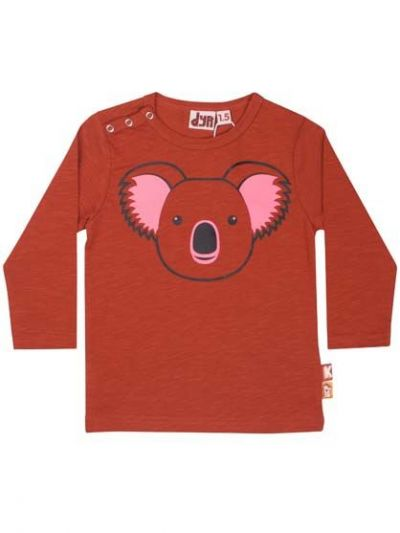 Snarl T Fall Rust KOALA