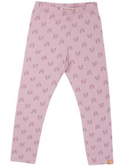 Cheetah Leggings Frozen Rose AOP PANDA