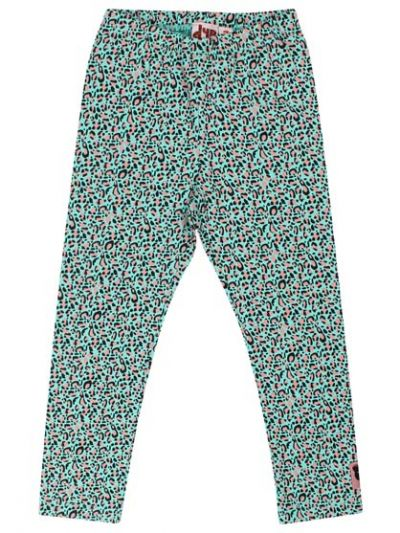 Cheetah Leggings Tropicana Mini Leo