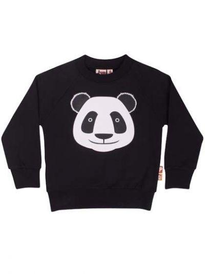 Bellow Sweat Black PANDA