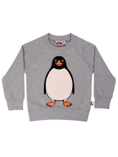 Bellow Sweat HTHR Grey PINGVIN
