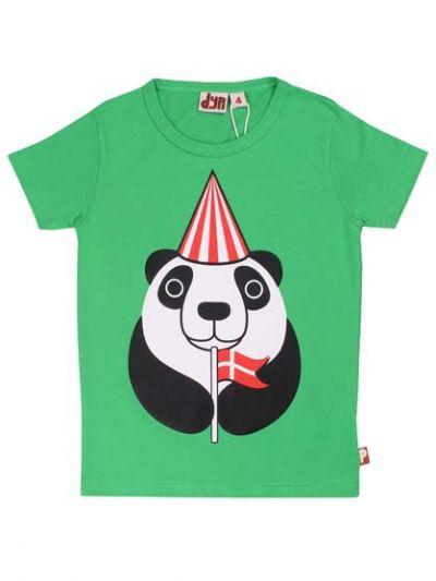 Howl T Warm Green HURRA PANDA
