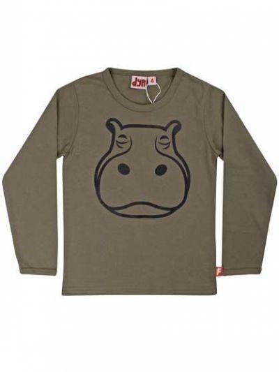 Roar T Rhino Grey FLODHEST