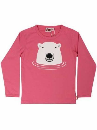 Roar T Winter Pink ISBJOERN