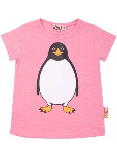 Wildlife T Snap Pink PINGVIN