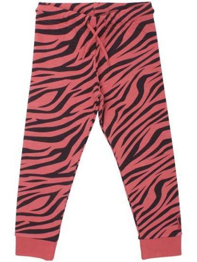 Fierce Pants Drillo Brick Tiger