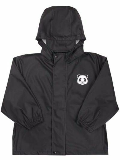 Ranger Rain Jacket Black PANDA