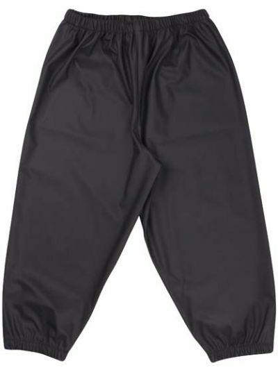 Ranger Rain Pants Black