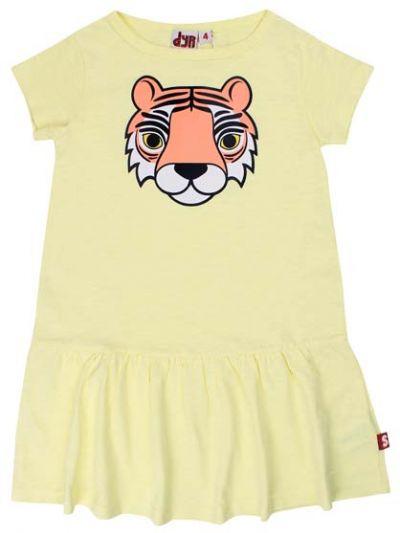 Zanzi Dress Light Lemon TIGER