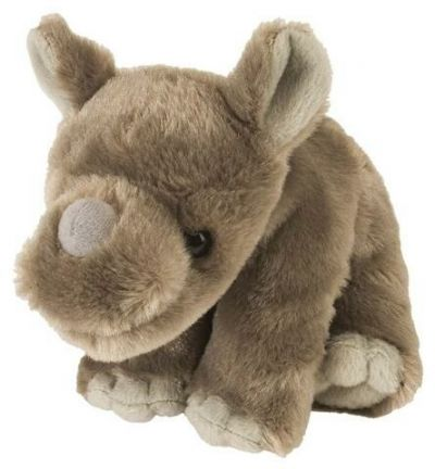 Room2play Cuddlekins Mini Baby Næsehorn