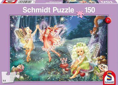Schmidt Puzzle 150 Brk Fairy Dance