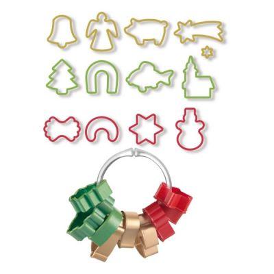 Tescoma Cookie Cutter 13 PCS Christmas