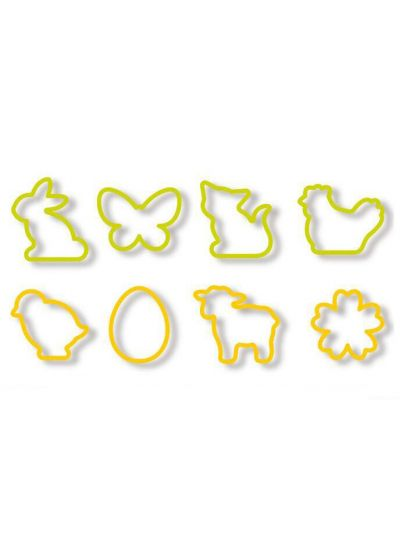 Tescoma Cookie Cutter 8 PCS Easter