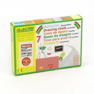 Oekonorm Drawing Chalk 7-Colors