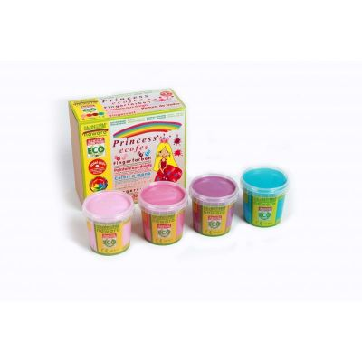 Oekonorm Modelling Clay Eco Princess 4-Color Set