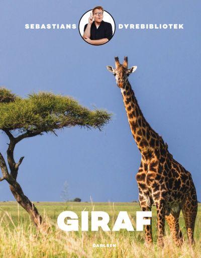 Carlsen Sebastians Dyrbibliotek Giraf