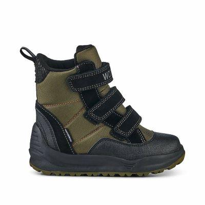 WODEN Adrian Boot Kids Dark Olive