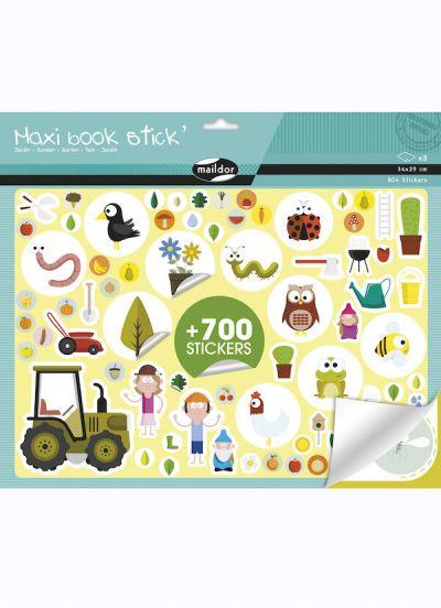 MAILDOR Maxi Book Stick Garden
