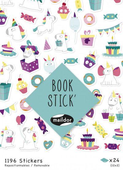 MAILDOR Book Stick Magic