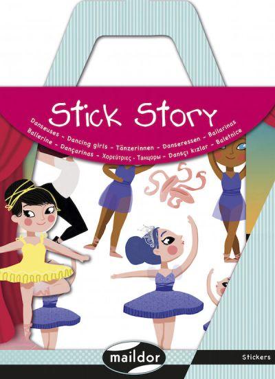 MAILDOR Stick Story Dancing Girls