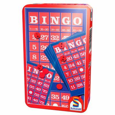 Spilbræt Bingo Red