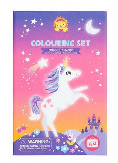 Joytoy Coloring Sets Unicorn Magic