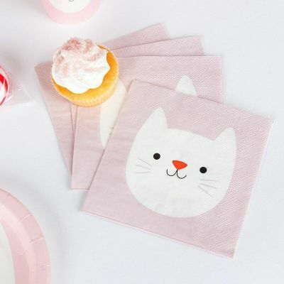 RL Napkins (Pack of 20) Cookie the cat