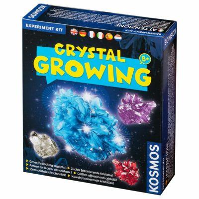 Spilbræt Crystal Growing Experiment Kit