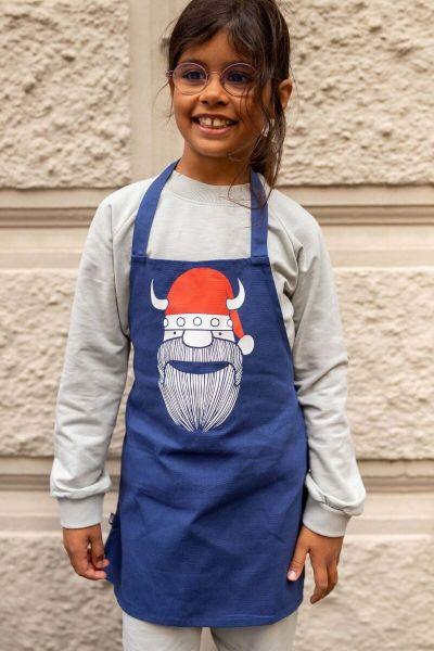 Apron - Kids Navy NISSE ERIK