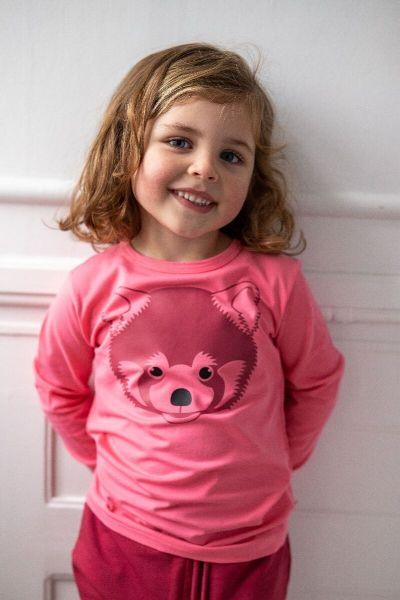 Roar T Fashion Pink ROED PANDA
