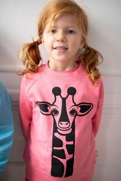 Bellow Sweat Fashion Pink GIRAF