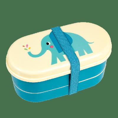 RL Bento Box Elvis the elephant