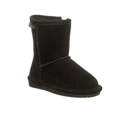 Bearpaw-Emma Toddler Zip Black