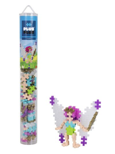 Plus Plus Tube 100 PCS Fairy